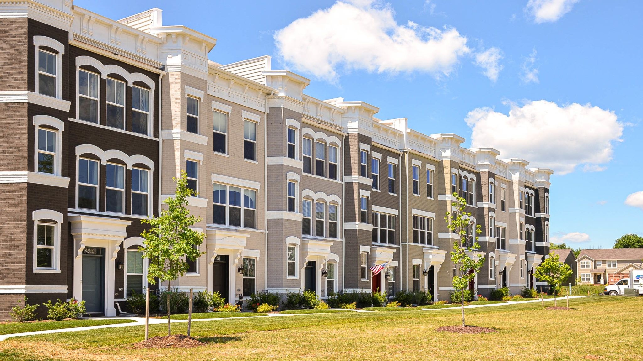 'Vanderbilts on the Green at EastChurch' by Wormald Homes - D.C. Metro Area in Washington