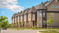 The Georgetown Collection at Eastchurch by Wormald Homes in Washington Maryland