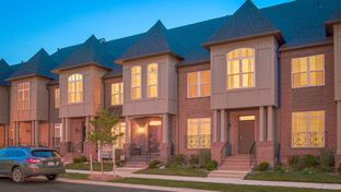 The Ashcroft - The Georgetown Collection at Eastchurch: Frederick, Maryland - Wormald Homes