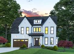 The Thorpe - Wild Oak: Bethesda, Maryland - Wormald Homes