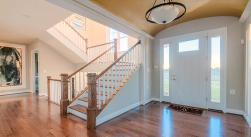 Foyer-in-The Pendleton-at-The Grand Manor Collection at Spring Hollow-in-Ijamsville