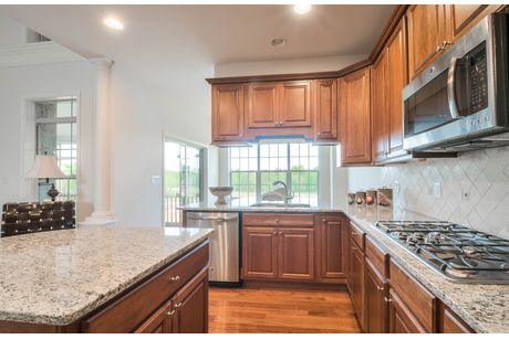 Kitchen-in-The Willersley-at-The French Country Collection at The Links-in-Gettysburg