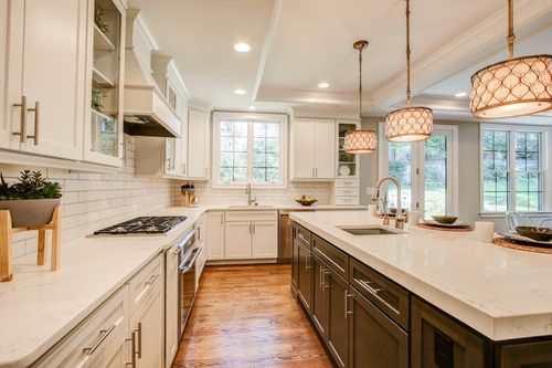 Kitchen-in-5813 Ridgefield Rd, Bethesda MD-at-Maryland Signature Properties-in-Bethesda