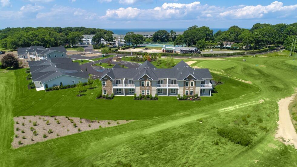Exterior featured in The Pinehurst Town House Interior By Benjamin Companies in Nassau-Suffolk, NY
