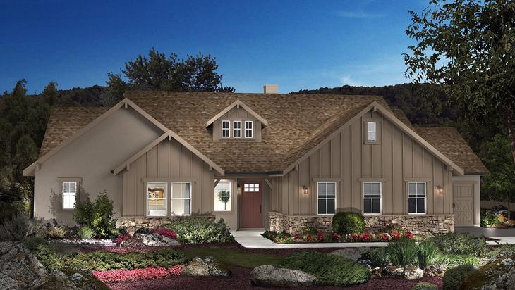 Residence 1:Western Ranch