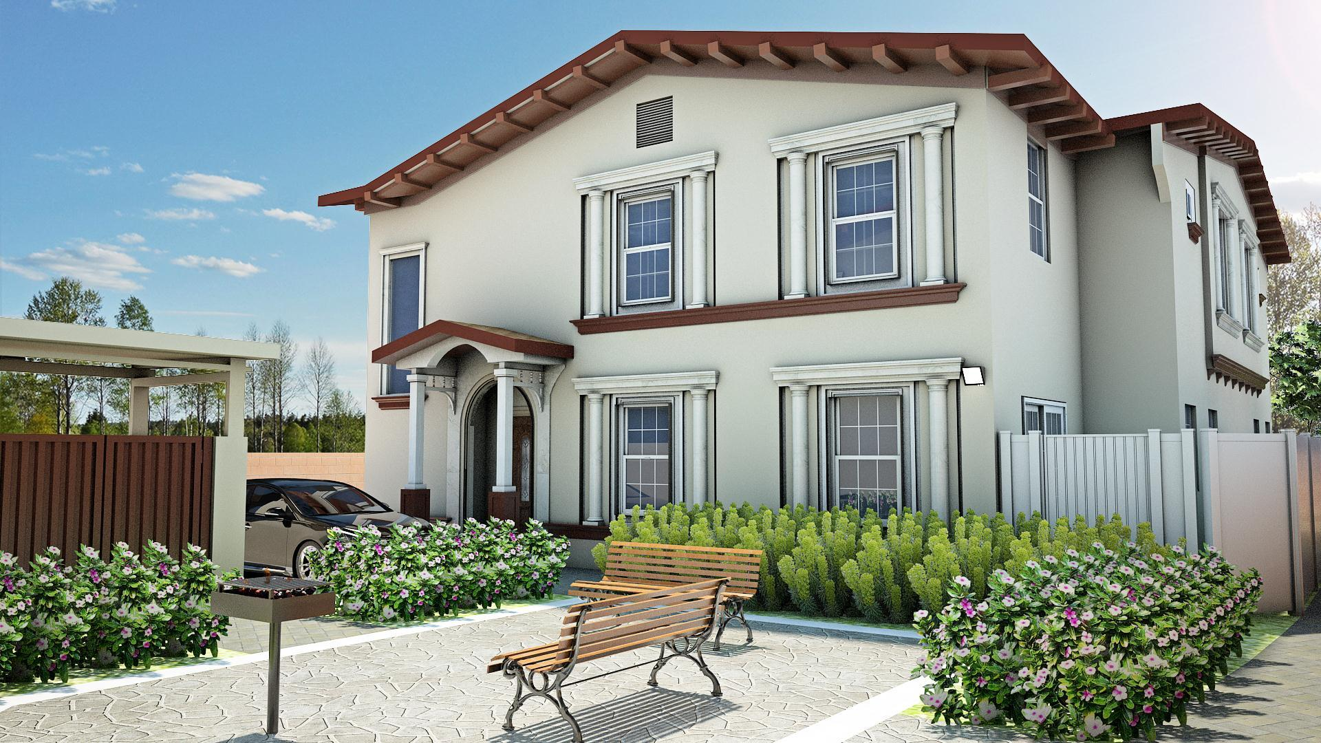 'Bel Square Town Homes' by belCon Investment LLC in Los Angeles