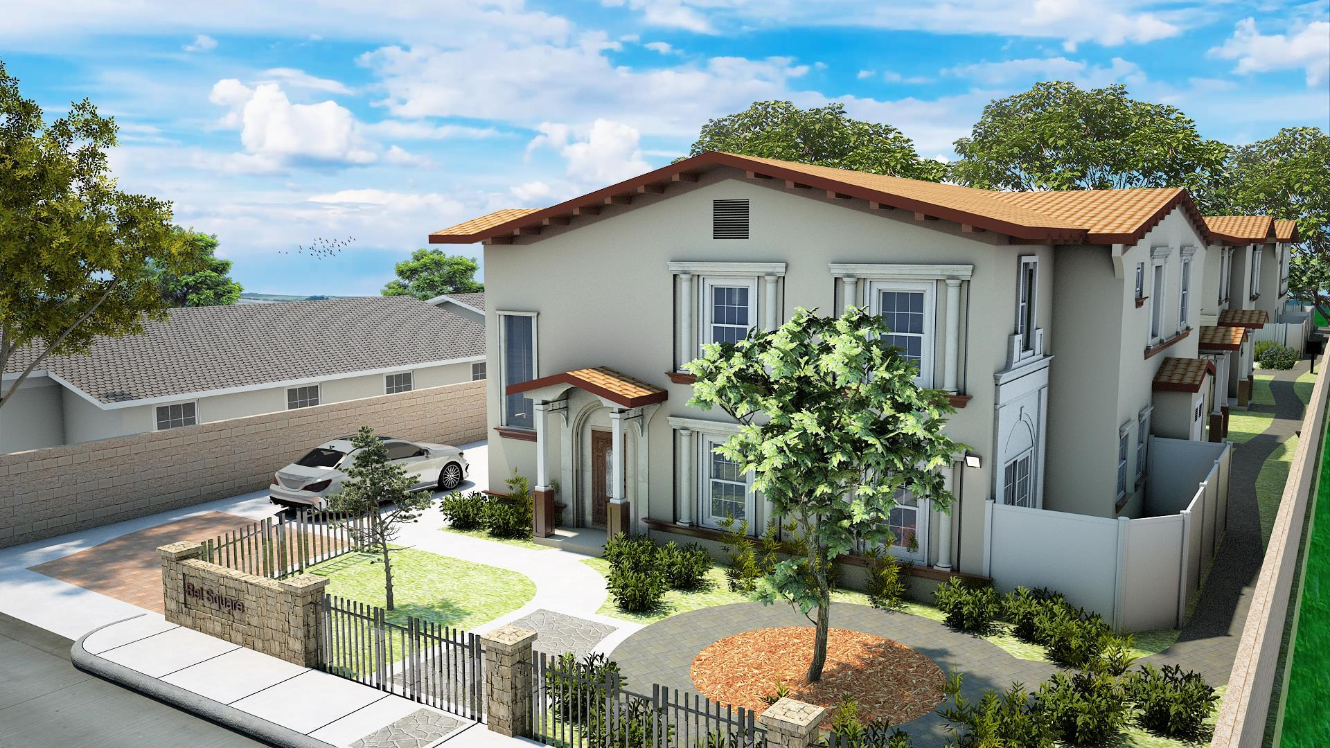 Exterior featured in the Residence Two By Tandem Real Estate Inc. in Los Angeles, CA
