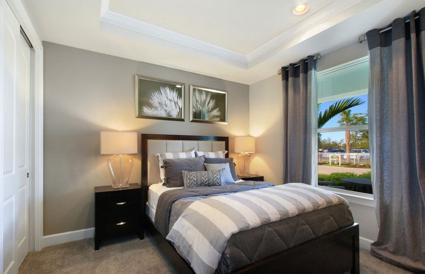 Bedroom featured in the Abbeyville By DiVosta Homes in Sarasota-Bradenton, FL