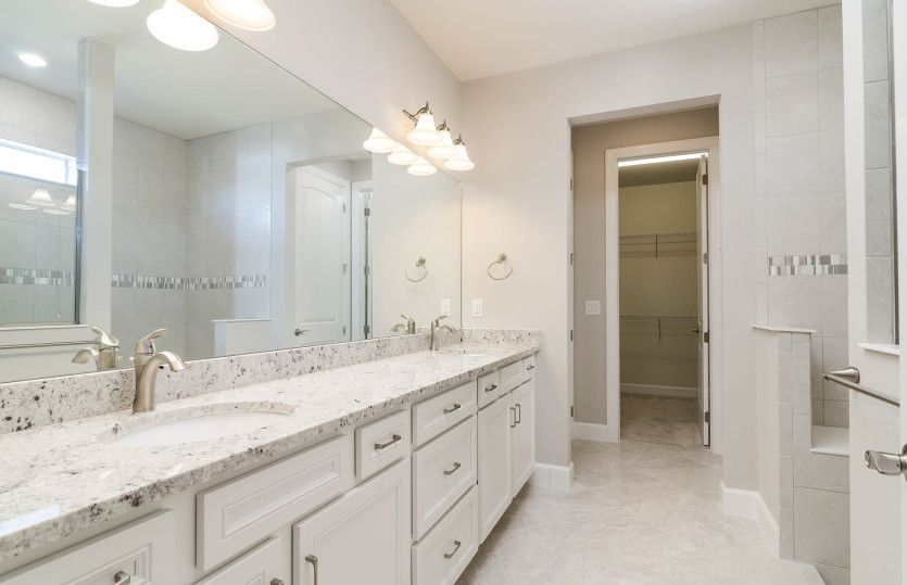 Bathroom featured in the Arbordale By DiVosta Homes in Sarasota-Bradenton, FL