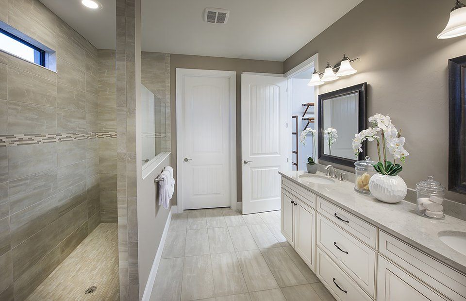 Bathroom featured in the Pinnacle By DiVosta Homes in Sarasota-Bradenton, FL