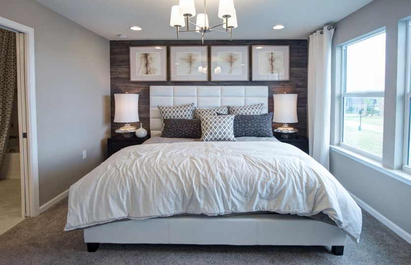Bedroom featured in the Foxtail - Interior Unit By DiVosta Homes in Sarasota-Bradenton, FL