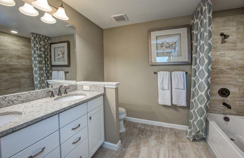 Bathroom featured in the Trailwood - Exterior Unit By DiVosta Homes in Sarasota-Bradenton, FL