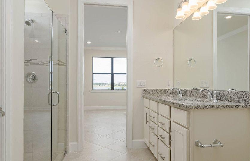 Bathroom featured in the Marina By DiVosta Homes in Sarasota-Bradenton, FL
