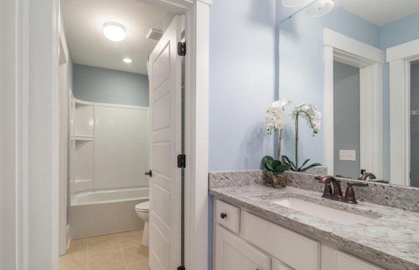 Bathroom featured in the Vanderbilt By DiVosta Homes in Sarasota-Bradenton, FL