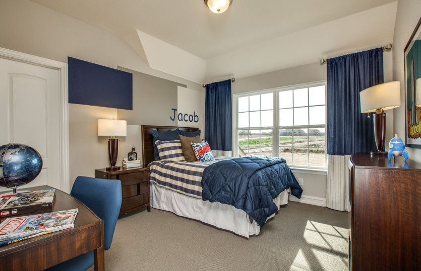 Bedroom featured in the Winsford By DiVosta Homes in Sarasota-Bradenton, FL