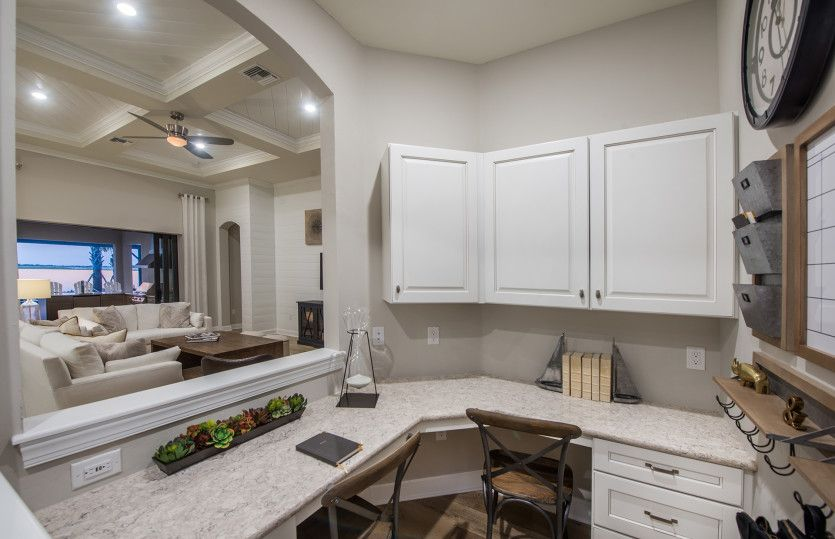 Living Area featured in the Camelot By DiVosta Homes in Sarasota-Bradenton, FL