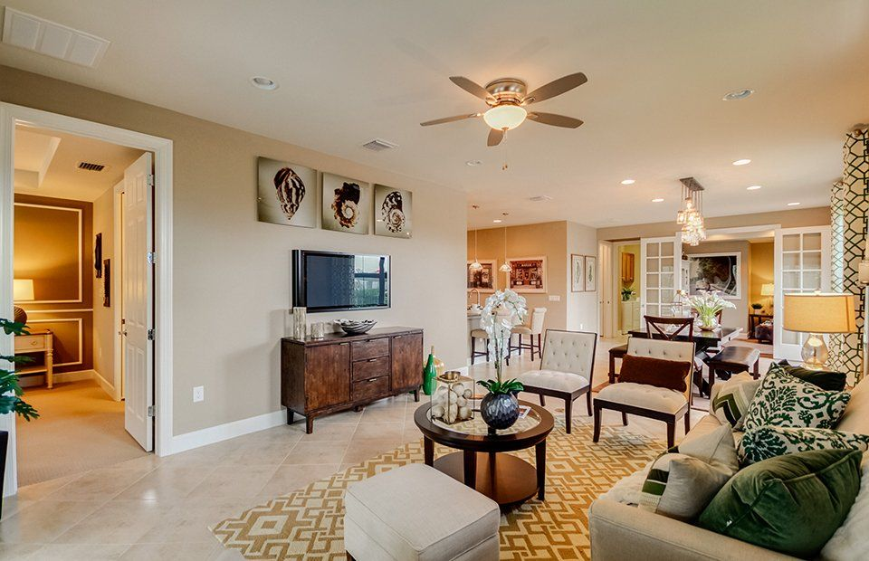 Greatroom-and-Dining-in-Serenity-at-Winding Cypress-in-Naples