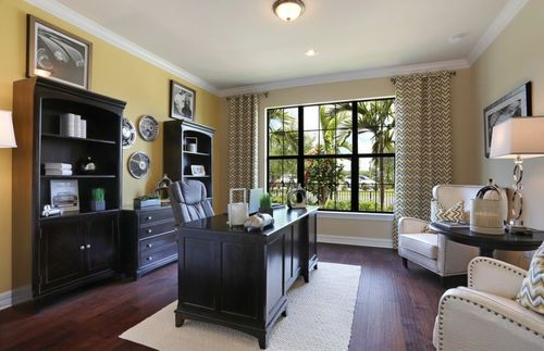 Study-in-Tangerly Oak-at-Lakes at Waterway Village-in-Vero Beach