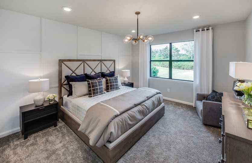 Bedroom featured in the Marina By DiVosta Homes in Martin-St. Lucie-Okeechobee Counties, FL