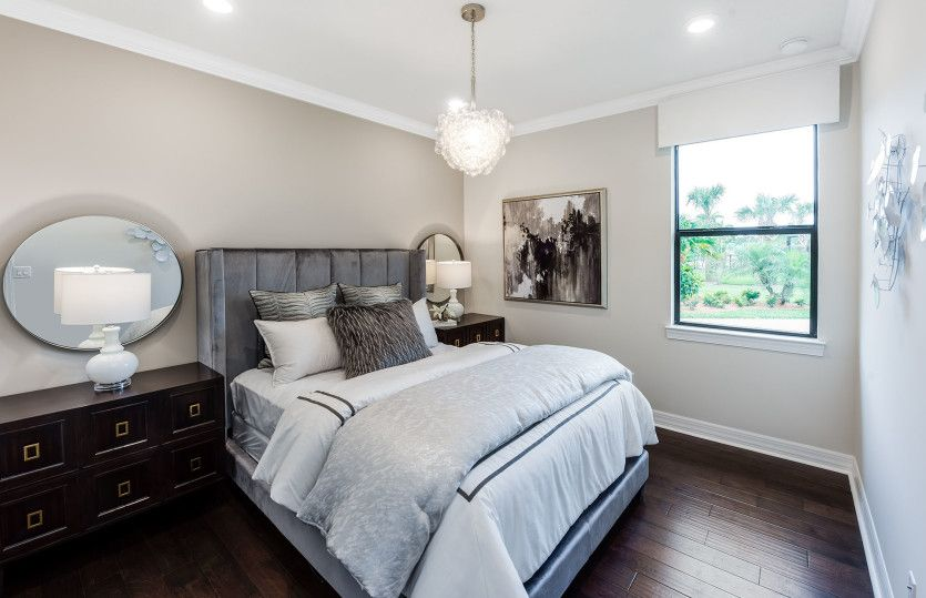 Bedroom featured in the Palm By DiVosta Homes in Martin-St. Lucie-Okeechobee Counties, FL