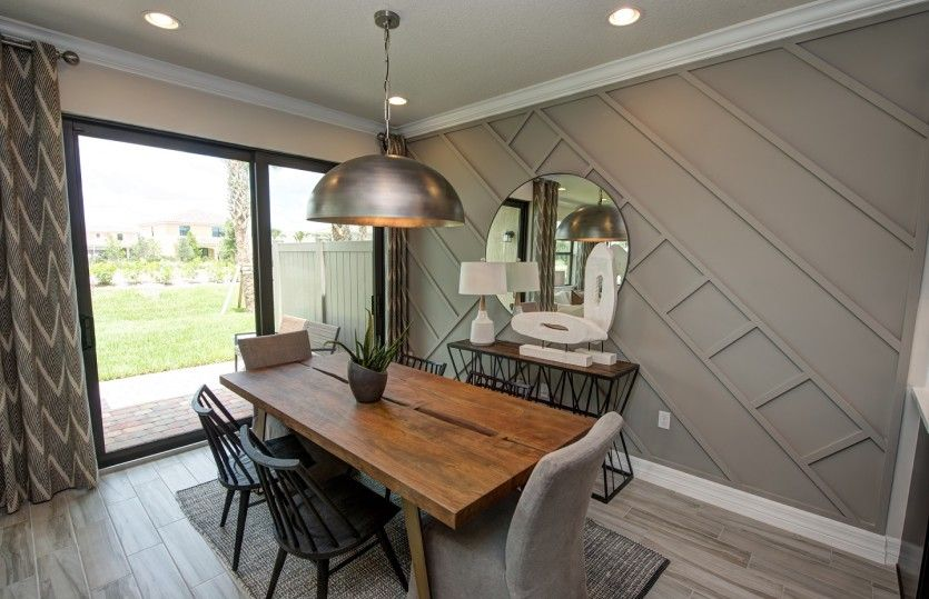 Living Area featured in the Adirondack By DiVosta Homes in Palm Beach County, FL