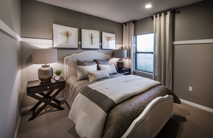 Bedroom featured in the Leland By DiVosta Homes in Palm Beach County, FL