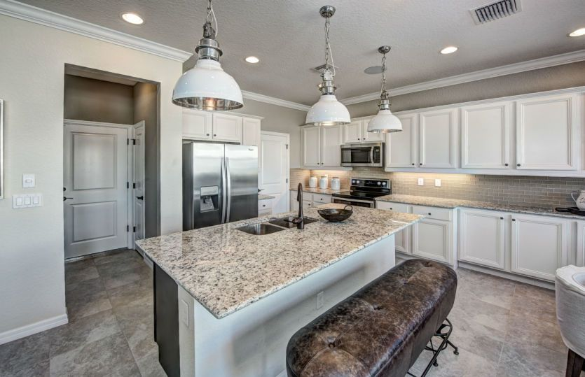Kitchen-in-Raritan-at-The Fields-in-Lake Worth