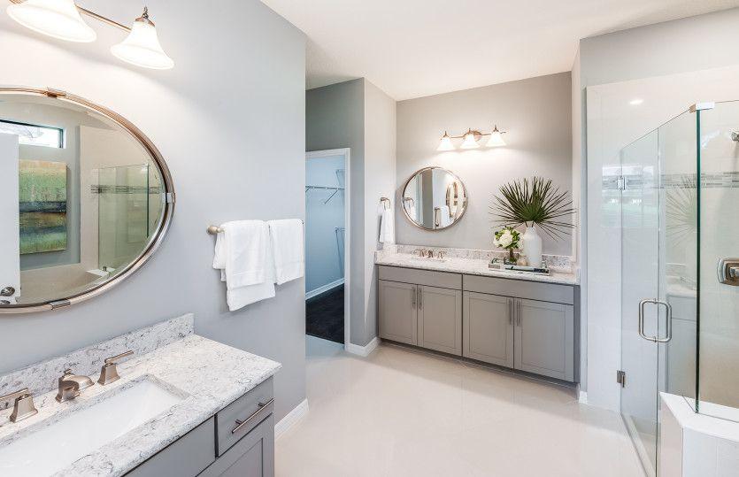 Bathroom featured in the Wyndham By DiVosta Homes in Palm Beach County, FL