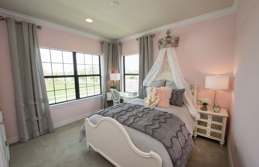 Bedroom featured in the Fifth Avenue By DiVosta Homes in Palm Beach County, FL