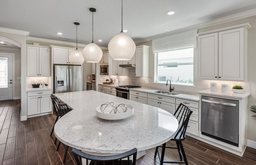 Kitchen-in-Martin Ray-at-Lakes at Waterway Village-in-Vero Beach