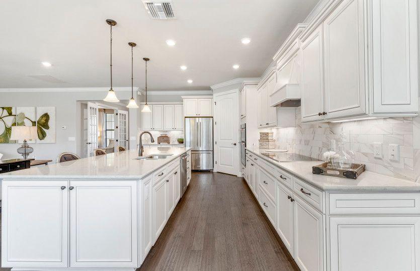 Kitchen featured in the Pinnacle By DiVosta Homes in Sarasota-Bradenton, FL