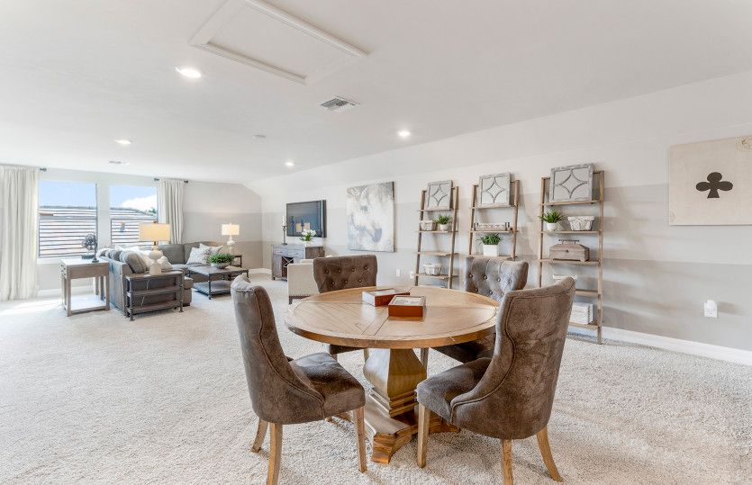 Living Area featured in the Pinnacle By DiVosta Homes in Sarasota-Bradenton, FL