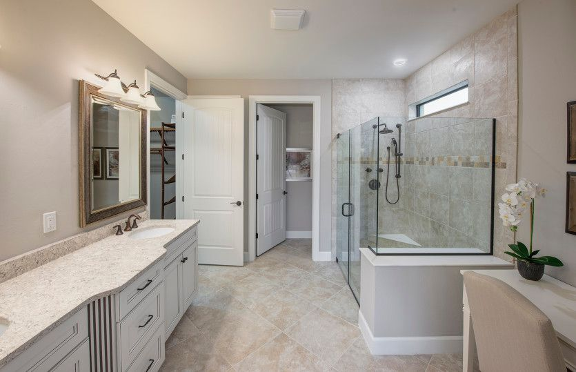 Bathroom featured in the Pinnacle By DiVosta Homes in Palm Beach County, FL