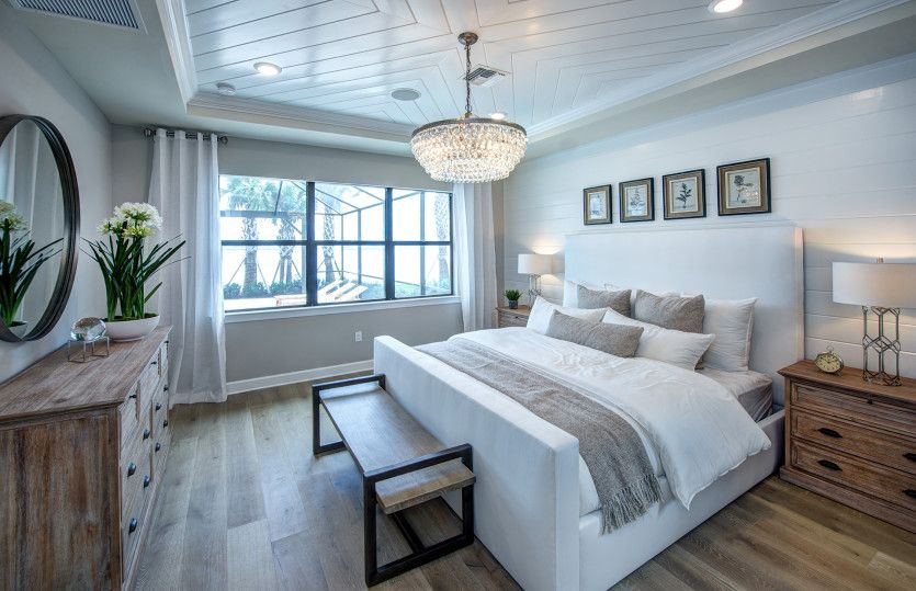 Bedroom featured in the Camelot By DiVosta Homes in Palm Beach County, FL