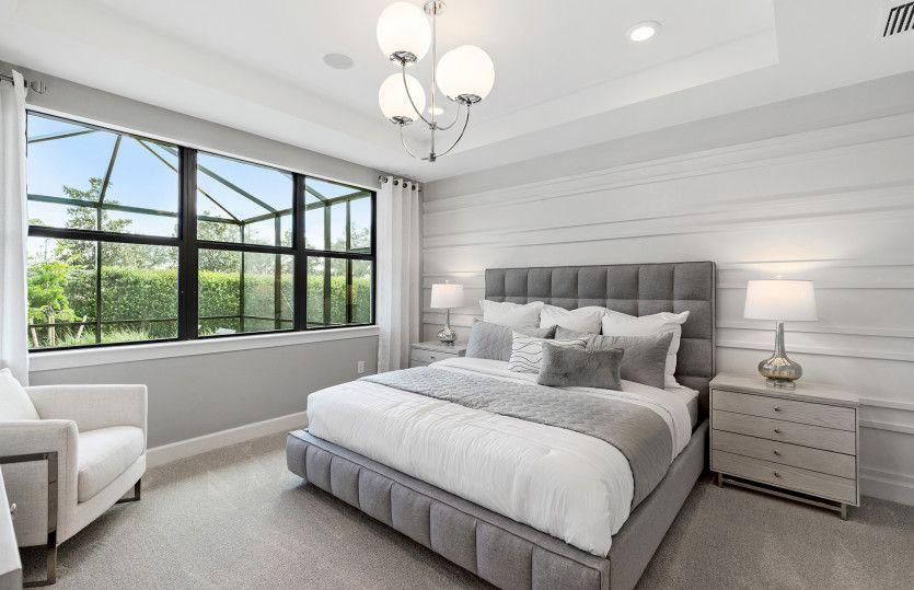 Bedroom featured in the Stardom By DiVosta Homes in Sarasota-Bradenton, FL