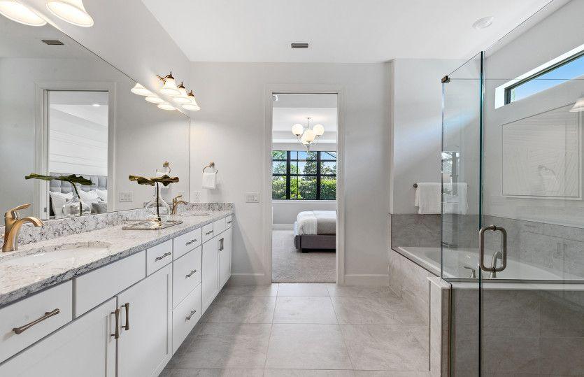 Bathroom featured in the Stardom By DiVosta Homes in Sarasota-Bradenton, FL