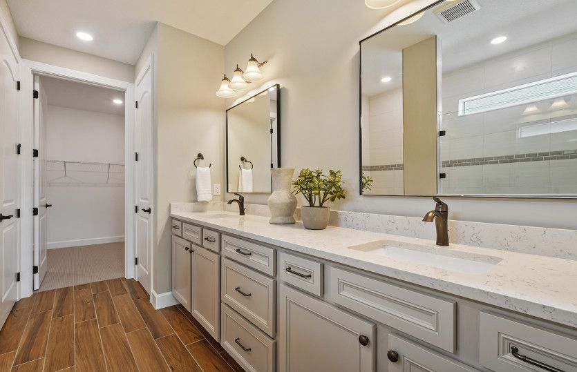 Bathroom featured in the Palmary By DiVosta Homes in Indian River County, FL
