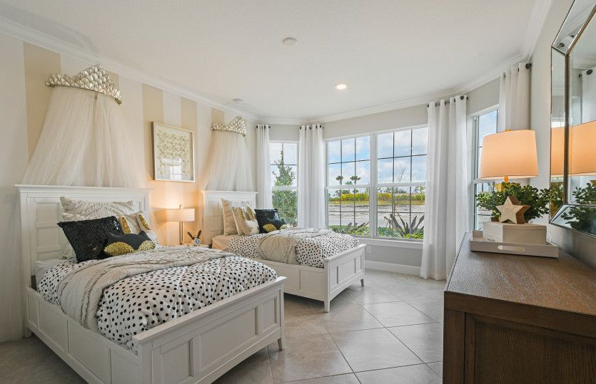 Bedroom featured in the Stellar By DiVosta Homes in Indian River County, FL