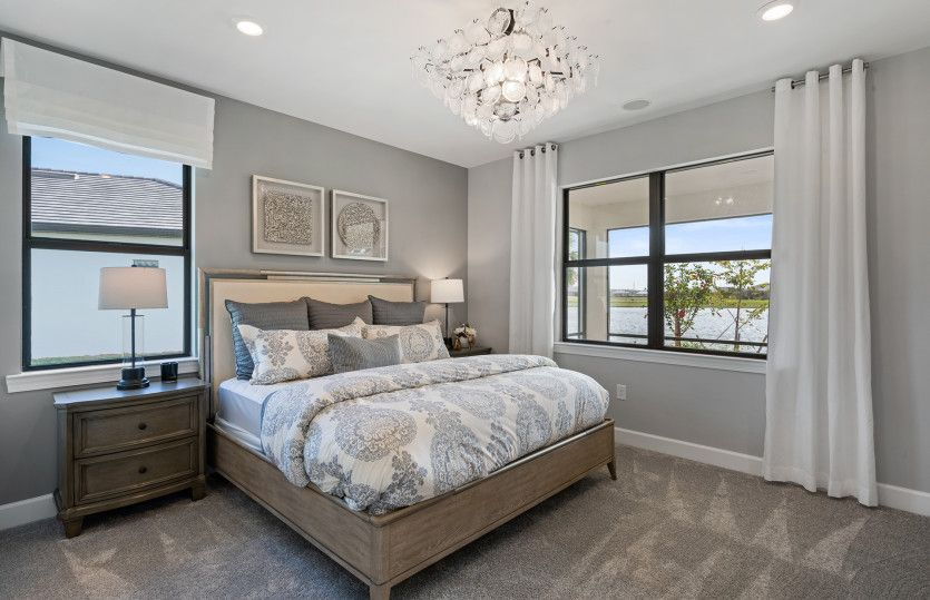 Bedroom featured in the Contour By DiVosta Homes in Sarasota-Bradenton, FL
