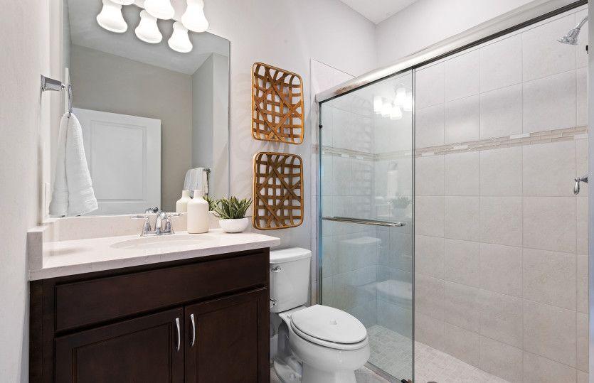 Bathroom featured in the Contour By DiVosta Homes in Sarasota-Bradenton, FL