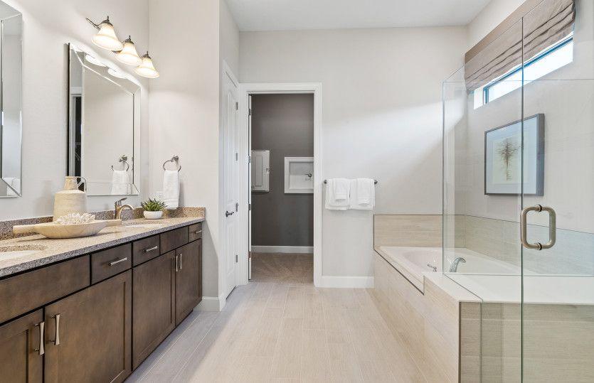Bathroom featured in the Prestige By DiVosta Homes in Sarasota-Bradenton, FL