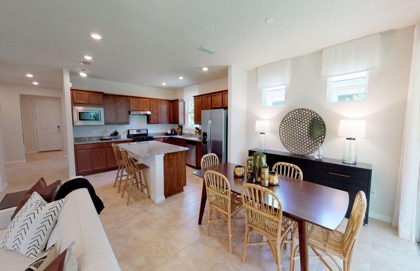 Kitchen featured in the Prosperity By DiVosta Homes in Sarasota-Bradenton, FL