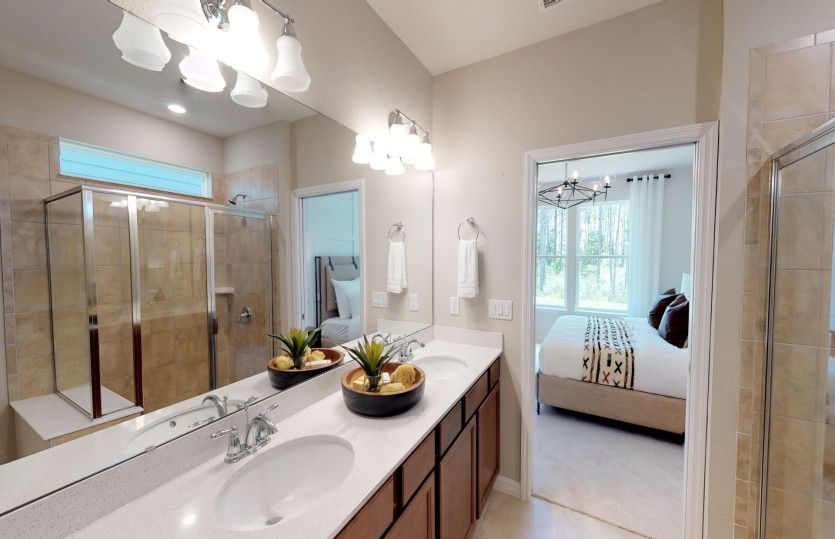 Bathroom featured in the Prosperity By DiVosta Homes in Sarasota-Bradenton, FL
