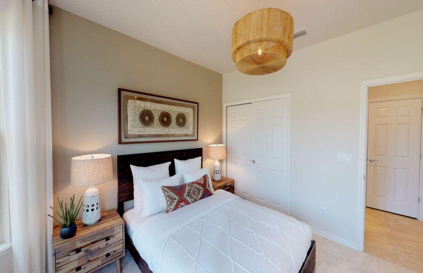 Bedroom featured in the Prosperity By DiVosta Homes in Sarasota-Bradenton, FL
