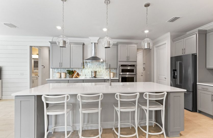 Kitchen featured in the Reverence By DiVosta Homes in Sarasota-Bradenton, FL
