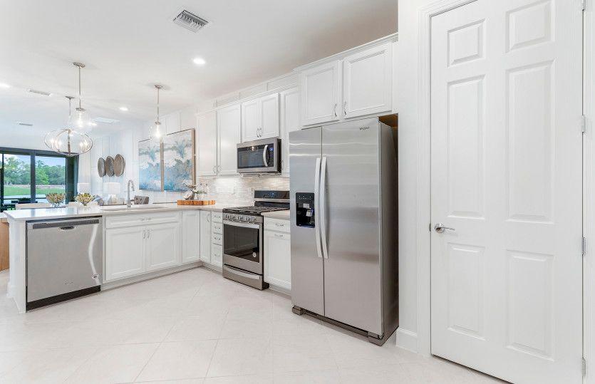 Kitchen featured in the Seagrove By DiVosta Homes in Sarasota-Bradenton, FL