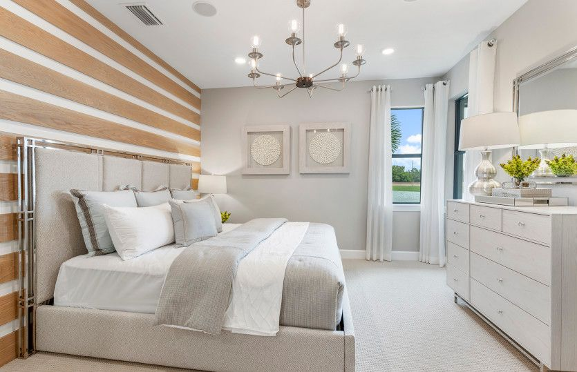 Bedroom featured in the Seagrove By DiVosta Homes in Sarasota-Bradenton, FL