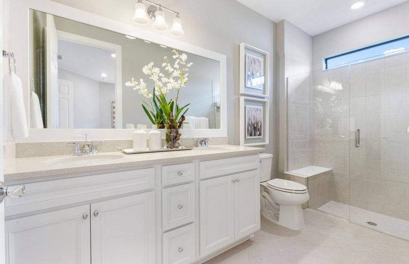 Bathroom featured in the Seagrove By DiVosta Homes in Sarasota-Bradenton, FL