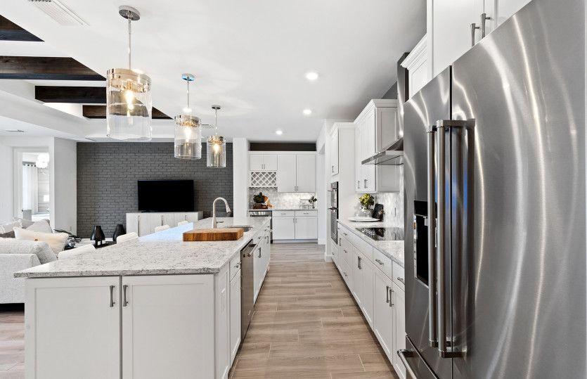 Kitchen featured in the Stardom By DiVosta Homes in Sarasota-Bradenton, FL