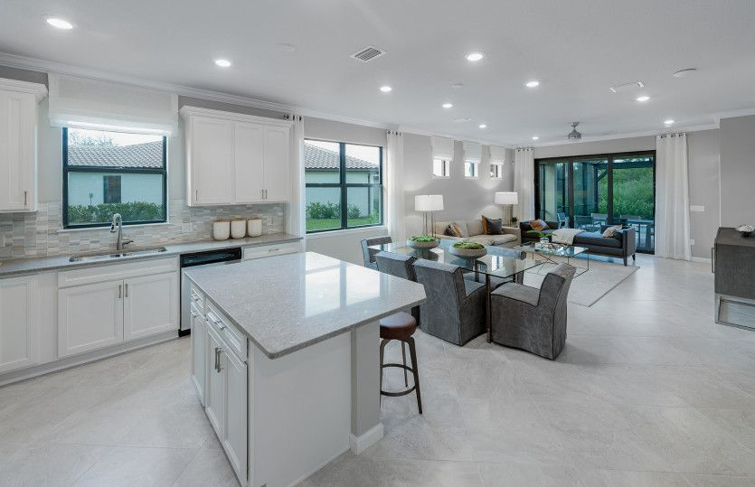 Living Area featured in the Ellenwood By DiVosta Homes in Indian River County, FL